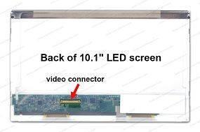 101FAT40P-Left, LCD Screen, WXGA (1366x768) HD Glossy, LED