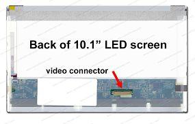101FAT40P-Right, LCD Screen, WXGA (1366x768) HD Matte, LED