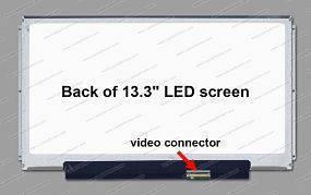 133SlimL-R40P(2), 13.3'' WXGA (1366x768), Slim, LED, 40Pin