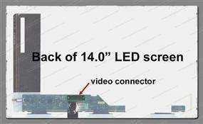 140FAT40P, 40P, LCD Screen, WXGA(1366x768), LED