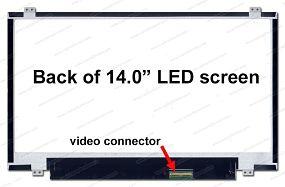 140SlimU-D40P(2), UP/DOWN BRACKETS, SLIM, LED,WXGA(1366x768)