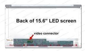 156FAT40P, LCD Screen 15.6'', FAT, WXGA (1366x768) HD