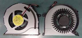 CpuFanSamNP550C, BA81-16653A, CPU Fan cooler Samsung
