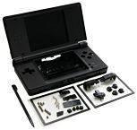 CarcasaDsLiteNegra, Carcasa completa Nintendo DS Lite