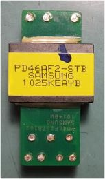 PD46AF2-STB, Transformador Fuente  Samsung UN55C8000