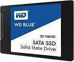 SSD500GBSata6Gb, WD Blue 3D NAND SATA SSD WDS500G2B0A - Unid